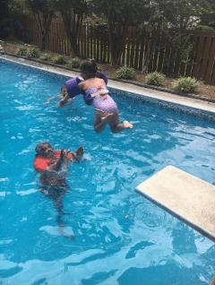 Sunsational Private Swim Lesson Instructor in Atlanta - Joe J