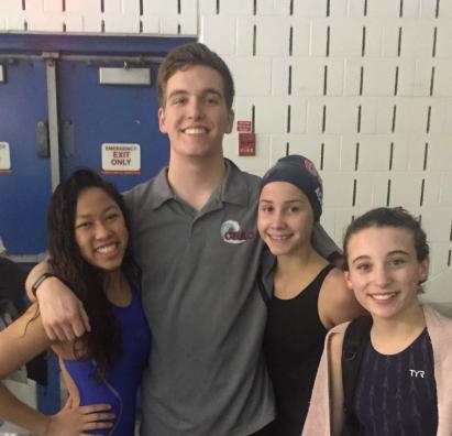 Sunsational Private Swim Lesson Instructor in Dallas - Daniel R