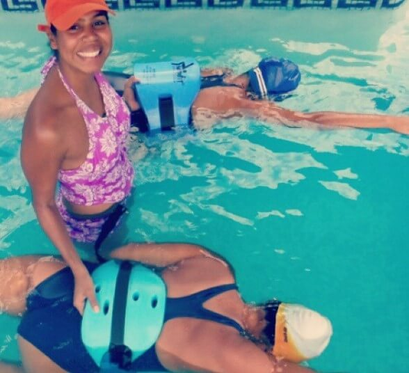 Sunsational Private Swim Lesson Instructor in Chicago, Illinois - Lorena R