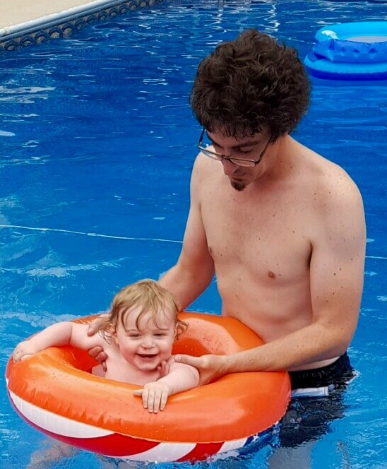 Sunsational Private Swim Lesson Instructor in Philadelphia - Patrick R