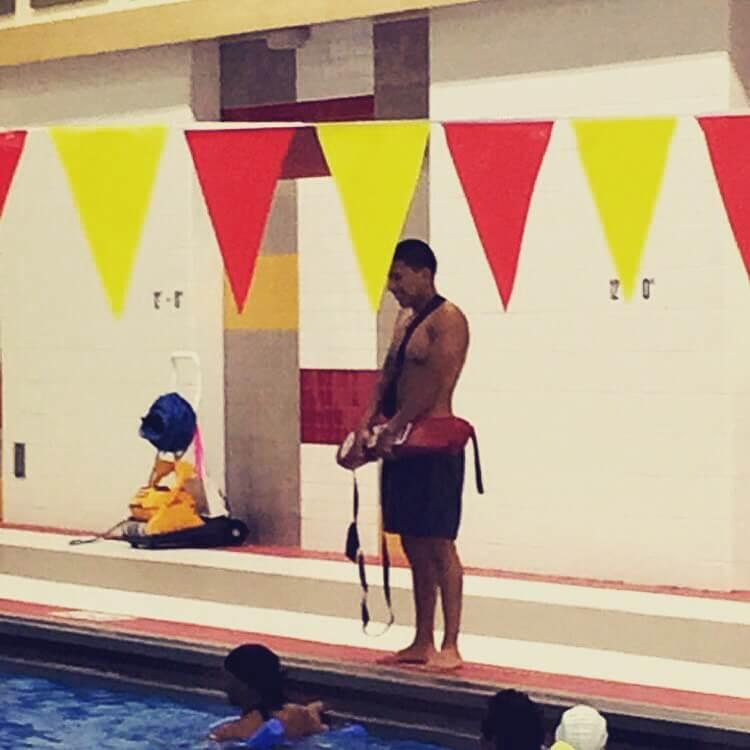 Sunsational Private Swim Lesson Instructor