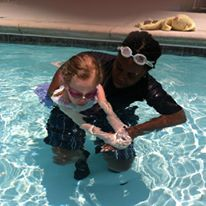 Sunsational Private Swim Lesson Instructor in Jacksonville - Jess M