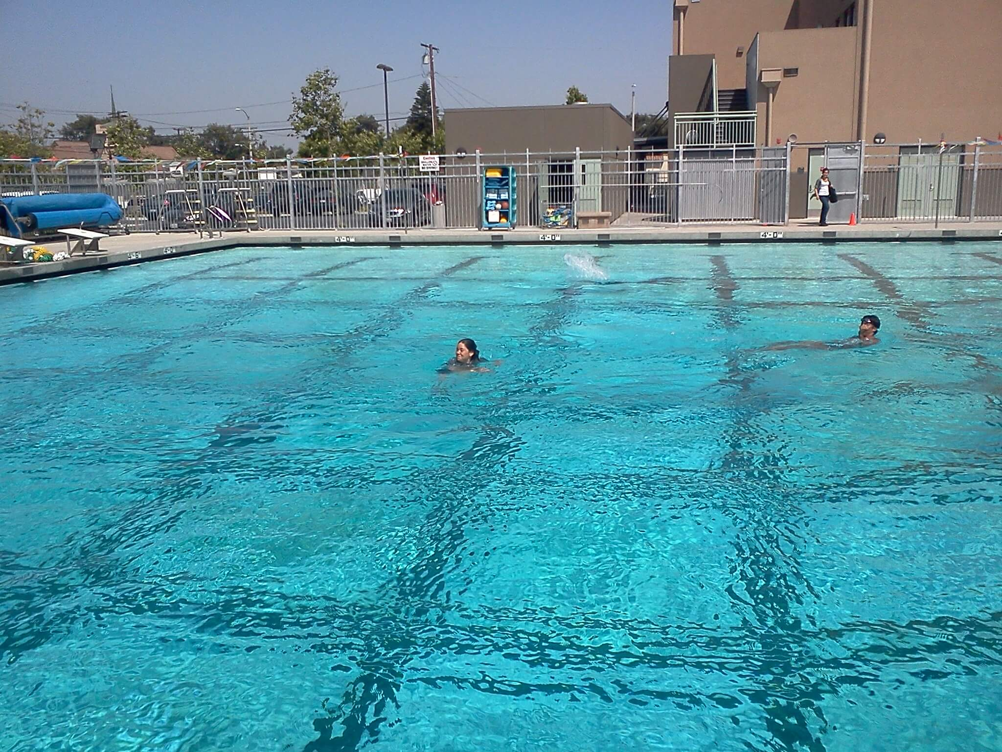 Sunsational Private Swim Lesson Instructor in Los Angeles - Susana G