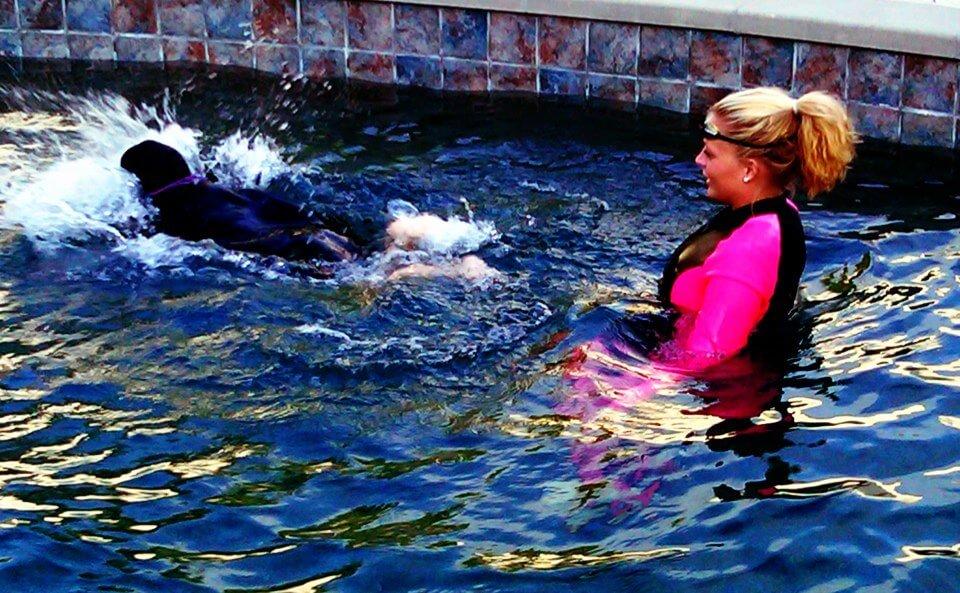 Sunsational Private Swim Lesson Instructor in Ventura - Jessica P